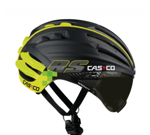 CASCO SPEEDAIRO RS casque NOIR:NEON